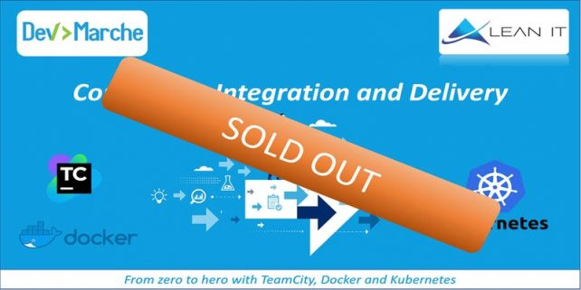 Continuous integration and delivery: from zero to hero with TeamCity, Docker and Kubernetes
