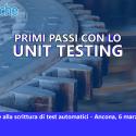 primi passi con lo unit testing